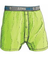 Dulth Trading Co Mens Armachillo Cooling Boxers Bright Lime Green 15277 - $33.97+