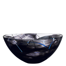 Kosta Boda Serveware Black Contrast Bowl, 3 Sizes - €42,62 EUR+
