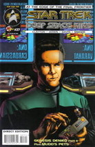 Star Trek: Deep Space Nine Malibu Comic Book #27, 1995 - $3.00