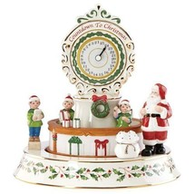Lenox Countdown To Christmas Centerpiece Revolving Musical - $84.14