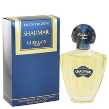 Shalimar Eau De Cologne Spray By Guerlain 2.5 oz Perfume for Women - $47.99