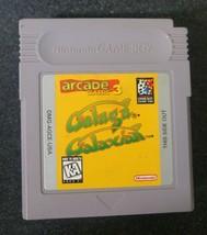 Arcade Classic 3 - Galaga & Galaxian - Nintendo Game Boy - $11.64