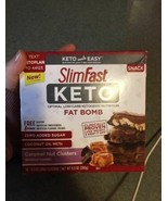 Keto Fat Bomb Snacks, Peanut Butter Cup, 17 Grams, 14 Count Box, 8.4 Ounce - $17.81