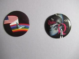 NASA  pinback Manned Flight Awareness the Quality connection  + 1 flight... - $11.71