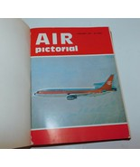 AIR PICTORIAL 1971 12 Issues Hardbound Military Jets, Bombers Aviation, ... - $29.02