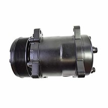 A-Team Performance Sanden Style Compressor SD-508 with 7 Groove Serpentine Belt  image 2