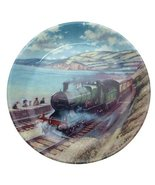 Davenport The Ocean Mail Great Steam Trains Plate by Paul Gribble - CP1792 - $31.85