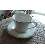 Mikasa Essex PLace cup and saucer 8 available - $10.00