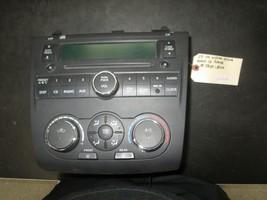 07 08 09 Nissan Altima Radio Cd Player #28185-JB10A *See Item* - $79.20