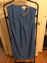 3.1 PHILLIP LIM FOR TARGET Dress, Size XS, Shift, Partially beaded colla... - $283,97 MXN