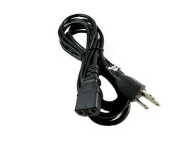 AC POWER SUPPLY CORD CABLE PLUG FOR MICROSOFT XBOX ONE 1 BRICK CHARGER A... - $5.64