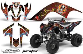 Atv Autocollant Graphique Kit Quad Wrap pour Yamaha Raptor 700 2006-2012... - $187.56