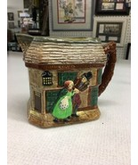 "Royal Doulton ""Old Curiosity Shop"" Ceramic Pitcher vintage antique NICE  - $49.99"