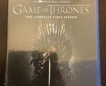 Game of Thrones: Season 1 (Blu-ray Disc, 2016, 5-Disc Set) FACTORY SEALED A7