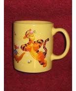 DISNEY STORE Pooh, Tigger, Eeyore Coffee Cup. Brand New Authentic. Genuine. - $19.79