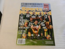 Sports Illustrated Magazine November 7, 2011 The Perfect Pack - $24.74