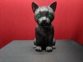 "Black Cat Halloween Figure 8.5"" Tall Decoration - €11,89 EUR"