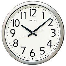 SEIKO CLOCK ( Seiko clock ) wall clock office type quartz moisture and dust type - $211.45