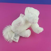 "Disney Store Aristocats Plush Marie Sitting White Kitten Cat Stuffed Animal 7"" image 5"