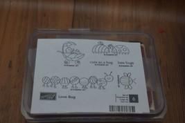 Stampin' Up! Love Bug Hostess Stamp Set - $8.00