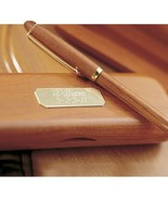 JDS Marketing and Sales BL101 Genuine Rosewood Pen and Case - $19.07