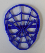 Spiderman Spider Superhero Marvel Avengers Cookie Cutter 3D Printed USA PR321 - $2.99+