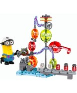 Mega Bloks Despicable Me Minion JELLY LAB Building Set - 86 Pcs - Easter... - $12.94