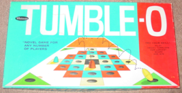 TUMBLE-O tumble o GAME WHITMAN RARE VINTAGE 1965 WESTERN PUBLISHING COMP... - $25.00