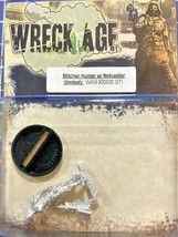 Wreck Age - Stitcher Hunter w/ Netcaster -  Limited Edition -=NEW=- - $14.95