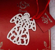 Lenox Angel Ornament Charm Special Gift Tag Win... - $14.84