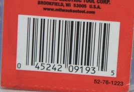 Milwaukee 48131123 Ship Auger Bit 6 Inch Brand New In Package image 4