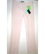 New Womens 46 IT Designer NWT 10 Italy Betty Blue Pants Dress Blush Pink... - $254.25