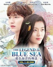 Korean Drama DVD The Legend Of The Blue Sea (Vol.1-20 End) Eng Sub Ship From USA