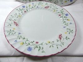 Julie Holland Johnson Bros Made in England Summer Chintz 3 Dinner Plates... - $74.25