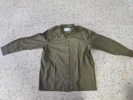 Israel Army Zahal IDF authentic Uniform  soldiers shirt 2012 size medium - $49.49