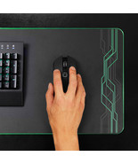 ENHANCE Extra Large LED Gaming Mouse Pad - Extended Pad (29.5 x 11.4 inc... - $59.99