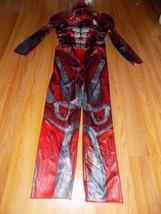 Size Large 10-12 Disney Power Rangers Red Ranger Halloween Costume Jumps... - $22.00