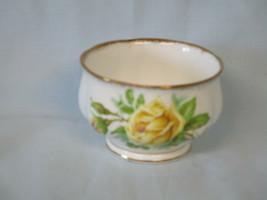 Royal Albert Yellow Tea Rose Open Sugar - $14.74