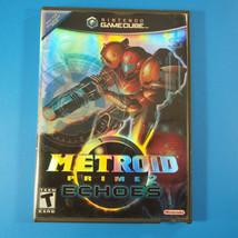 Metroid Prime 2: Echoes (Nontendo GameCube GCN, 2004) - $26.17