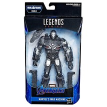 "Avengers Marvel Legends War Machine 6"" Action Figure BAF Hulk Series *NIB - $24.74"