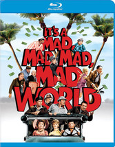 Its A Mad Mad Mad Mad World (Blu-Ray/Ws-2.55/Eng-Fr-Sp Sub)