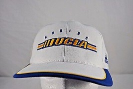 UCLA Bruins White Baseball Cap Adjustable Adidas - $24.99