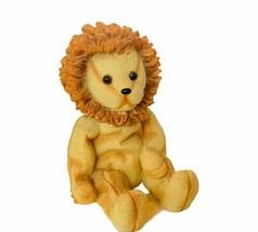Lion figurine Enesco wizard of oz Lance B/D king jungle vtg doll anthrop... - $19.25
