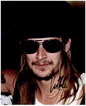 KID ROCK  Authentic  Original  SIGNED AUTOGRAPHED PHOTO w/ COA 5797 - $60.00
