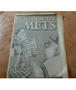 NY Mets Return to the Playoffs 1988 vs Dodgers, Matchups NY Daily News N... - $6.85