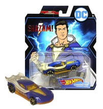 Hot Wheels DC SHAZAM! Freddy First Appearence! Character Cars Mint on Card - $6.88