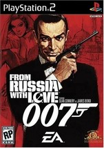 James Bond 007: From Russia With Love - PlayStation 2 [video game] - $14.72