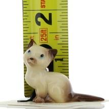 Hagen Renaker Miniature Cat Siamese Mama Ceramic Figurine image 2
