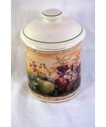 """Certified International Corp 2003 Windsor Coffee Canister 4 1/4"""" - $12.59"""
