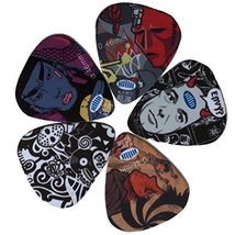 5 PCS Fingers Music Play Guitar Picks Acoustic Guitar Thickness 0.46 MM, A8 - $12.02